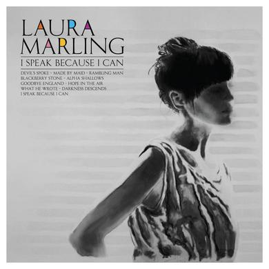 Laura Marling I Speak Because I Can CD Album CD
