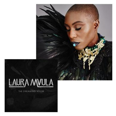 Laura Mvula The Dreaming Room CD Album + Signed Art Print CD