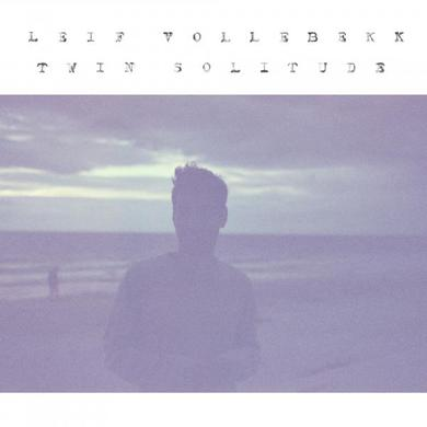 Leif Vollebekk Twin Solitude CD Album (Signed) CD