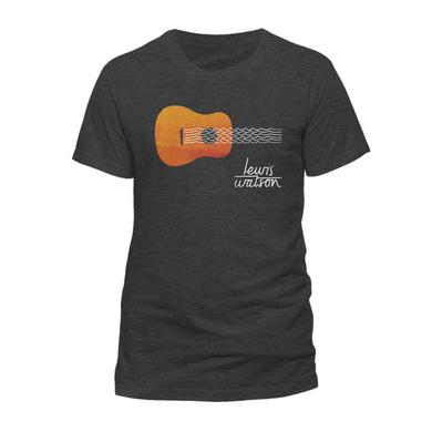 Lewis Watson Guitar T-Shirt