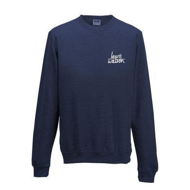 Lewis Watson Logo Jumper (Blue)