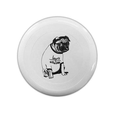 Lewis Watson Pug Frisbee