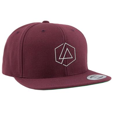 Linkin Park LP Hex Snapback Hat