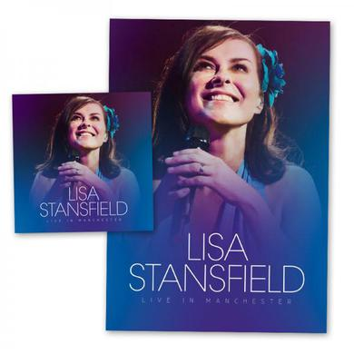 Lisa Stansfield Live In Manchester 2CD Album CD