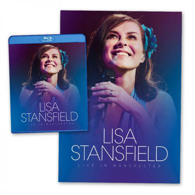 Lisa Stansfield Live In Manchester Blu-Ray (+ Exclusive Signed Litho Print) Blu-ray