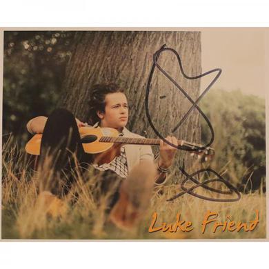 Luke Friend Signed Photo
