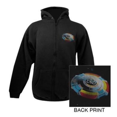 Elo ( Electric Light Orchestra ) Spaceship Hoodie