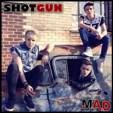 MAD Shotgun (CD 3) CD