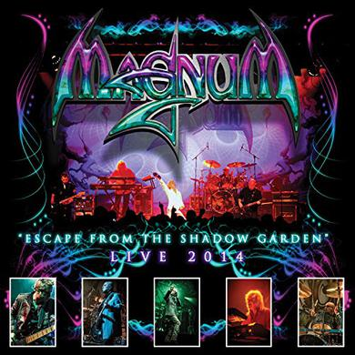 Magnum Escape From The Shadow Garden - Live 2014 (CD) CD