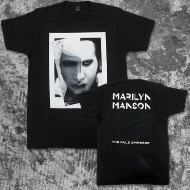 Marilyn Manson The Pale Emperor - T Shirt