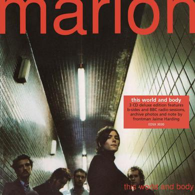 Marion The World And Body (Deluxe 3CD Edition) Deluxe CD