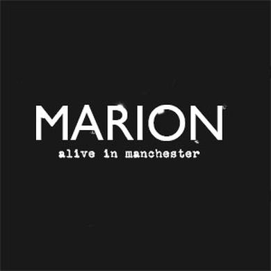 Marion Alive In Manchester CD CD