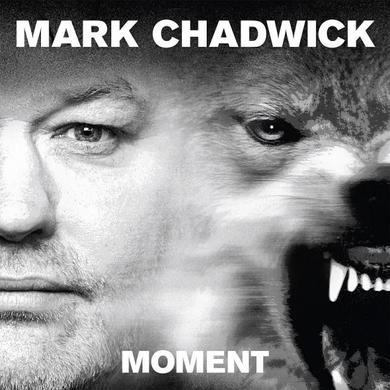 Mark Chadwick Moment CD Album (Signed) (w/ Exclusive 4-Track Bonus EP) CD (Vinyl)
