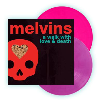 Melvins A Walk With Love & Death Double LP Double LP (Vinyl)