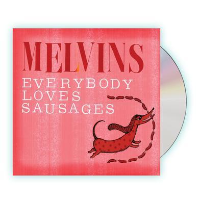 Melvins Everybody Loves Sausages CD Album CD