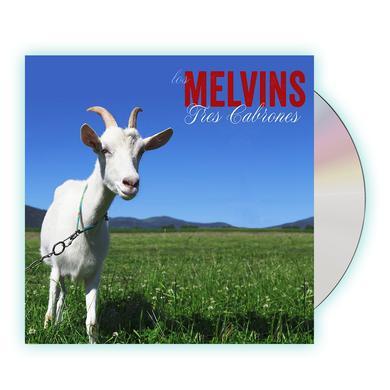 Melvins Tres Cabrones CD Album CD