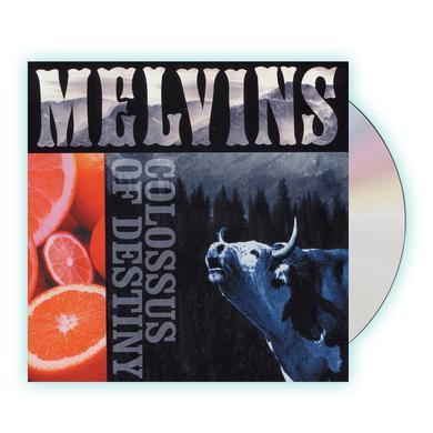 Melvins Colossus Of Destiny CD Single CD