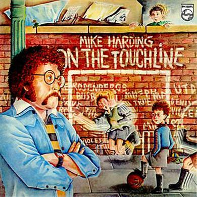 Mike Harding On The Touchline CD