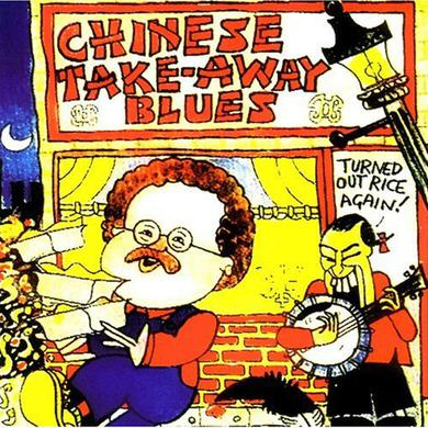 Mike Harding Chinese Take-Away Blues CD