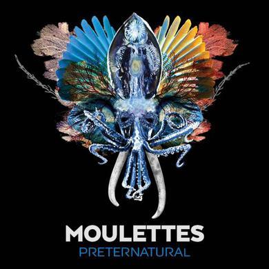 Moulettes Preternatural CD Album (Signed) CD
