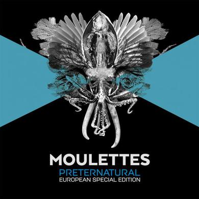 Moulettes Preternatural 2CD Deluxe European Edition (Signed) Deluxe CD