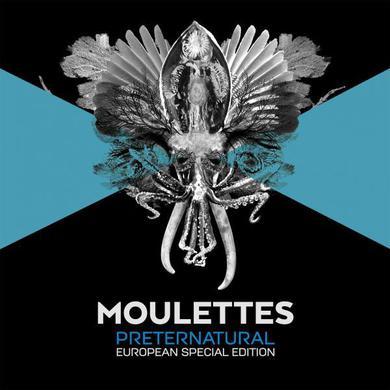 Moulettes Preternatural Deluxe Bonus CD Album CD
