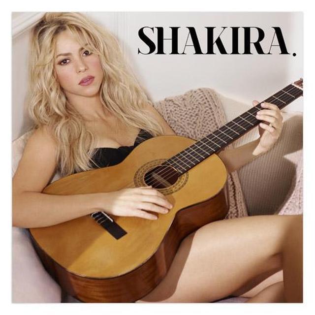 Shakira Global Deluxe CD