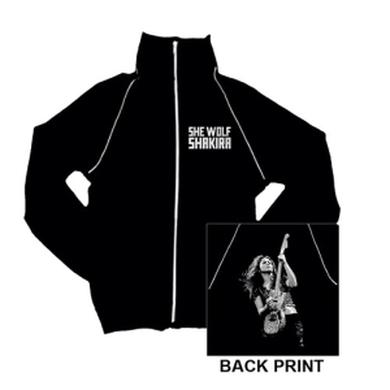 Shakira Guitar Photo Track Jacket