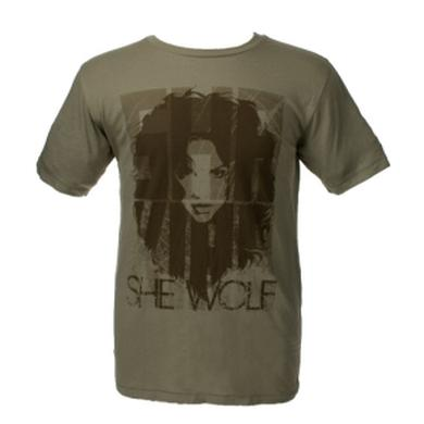 Shakira Face Of The Wolf Tee