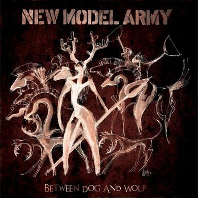 New Model Army Between Dog And Wolf (CD) CD