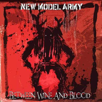 New Model Army Between Wine And Blood (LP) Double LP (Vinyl)