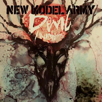 New Model Army Devil/Winter 7-Inch Vinyl 7 Inch