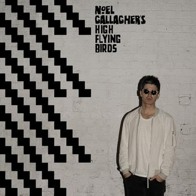Noel Gallagher's High Flying Birds Chasing Yesterday Deluxe CD Deluxe CD