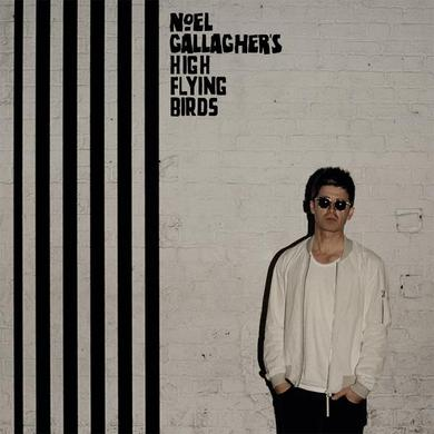 Noel Gallagher's High Flying Birds Chasing Yesterday 180g Heavyweight LP Heavyweight LP (Vinyl)
