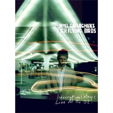 Noel Gallagher's High Flying Birds International Magic Live At The O2 (Deluxe 2x DVD & CD) CD/DVD