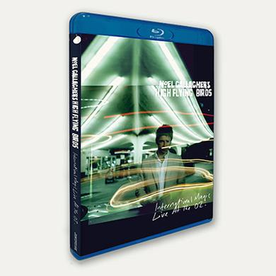 Noel Gallagher's High Flying Birds International Magic Live At The O2 (Blu-Ray & CD) Blu-ray