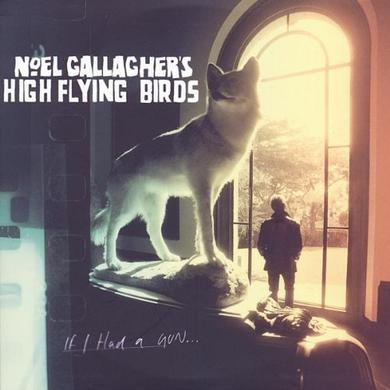 Noel Gallagher's High Flying Birds If I Had A Gun...(CD Single) CD Single