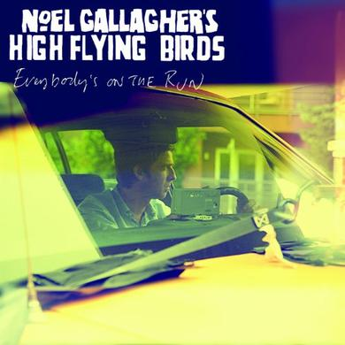 Noel Gallagher's High Flying Birds Everybody's On The Run (CD Single) CD Single