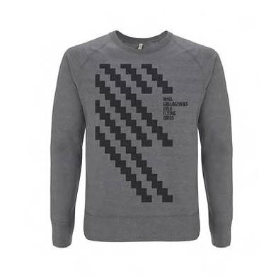Noel Gallagher's High Flying Birds Zig Zag Sweatshirt