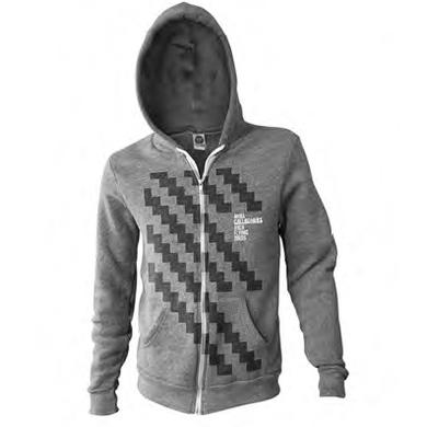 Noel Gallagher's High Flying Birds Zig Zag Hoodie