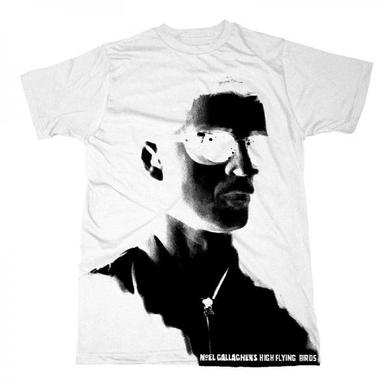 Noel Gallagher's High Flying Birds 2015 White Festival T-Shirt