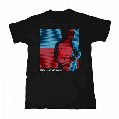 Noel Gallagher's High Flying Birds 2016 Shutters T-Shirt