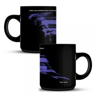 Noel Gallagher's High Flying Birds Black Mug