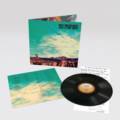 Noel Gallagher's High Flying Birds Who Built The Moon? Vinyl LP Heavyweight LP