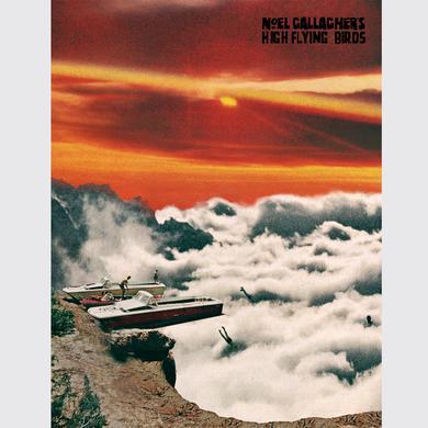 Noel Gallagher's High Flying Birds It's A Beautiful World Print