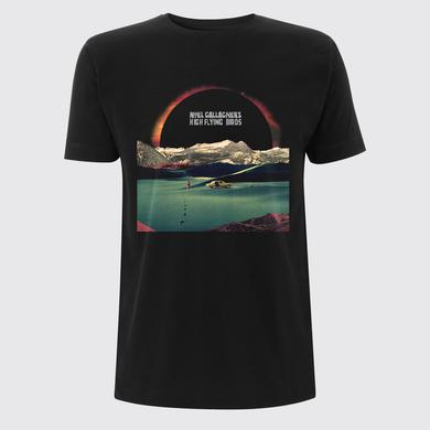 Noel Gallagher's High Flying Birds Holy Mountain T-Shirt (Store Exclusive)
