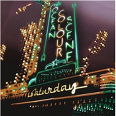 Ocean Colour Scene Saturday CD