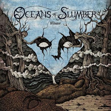 OCEANS OF SLUMBER Winter W/ Exclusive Post Card CD