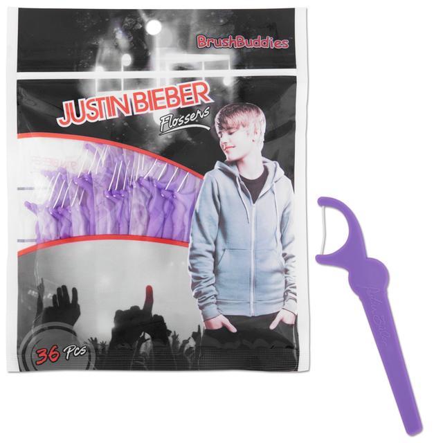 Justin Bieber Microphone Flossers