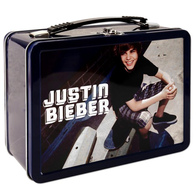 Justin Bieber Lunch Box